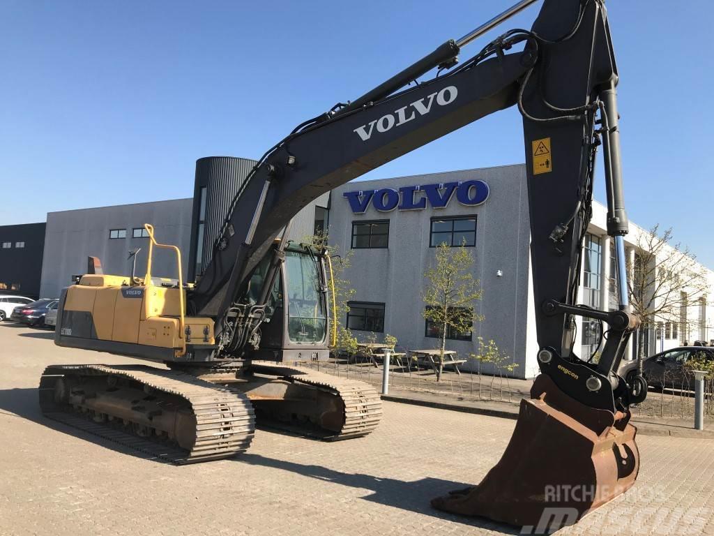Volvo EC220DL