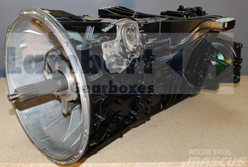 Mercedes-Benz Actros G281-12  715371 Getriebe / Gearbox