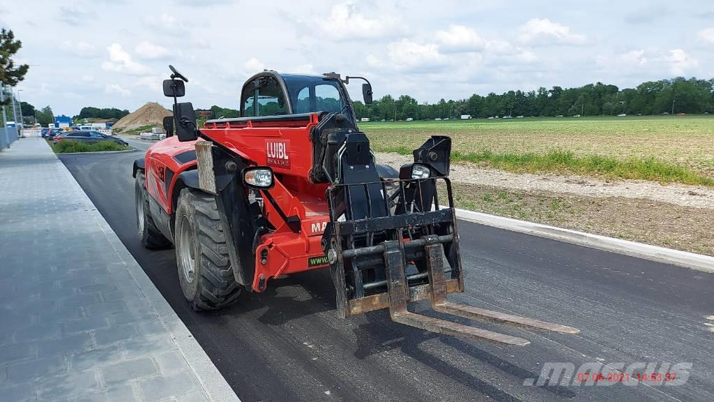 Manitou MT 1440 / 999 Operating hours