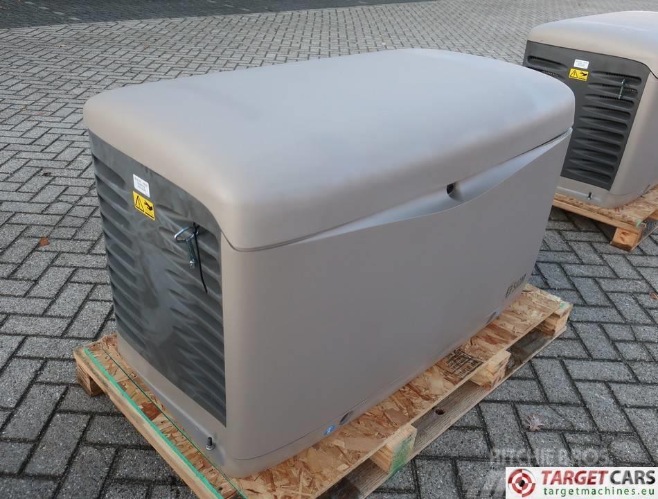 Sdmo RESA14TEC GAS 12KVA Generator NEW UNUSED