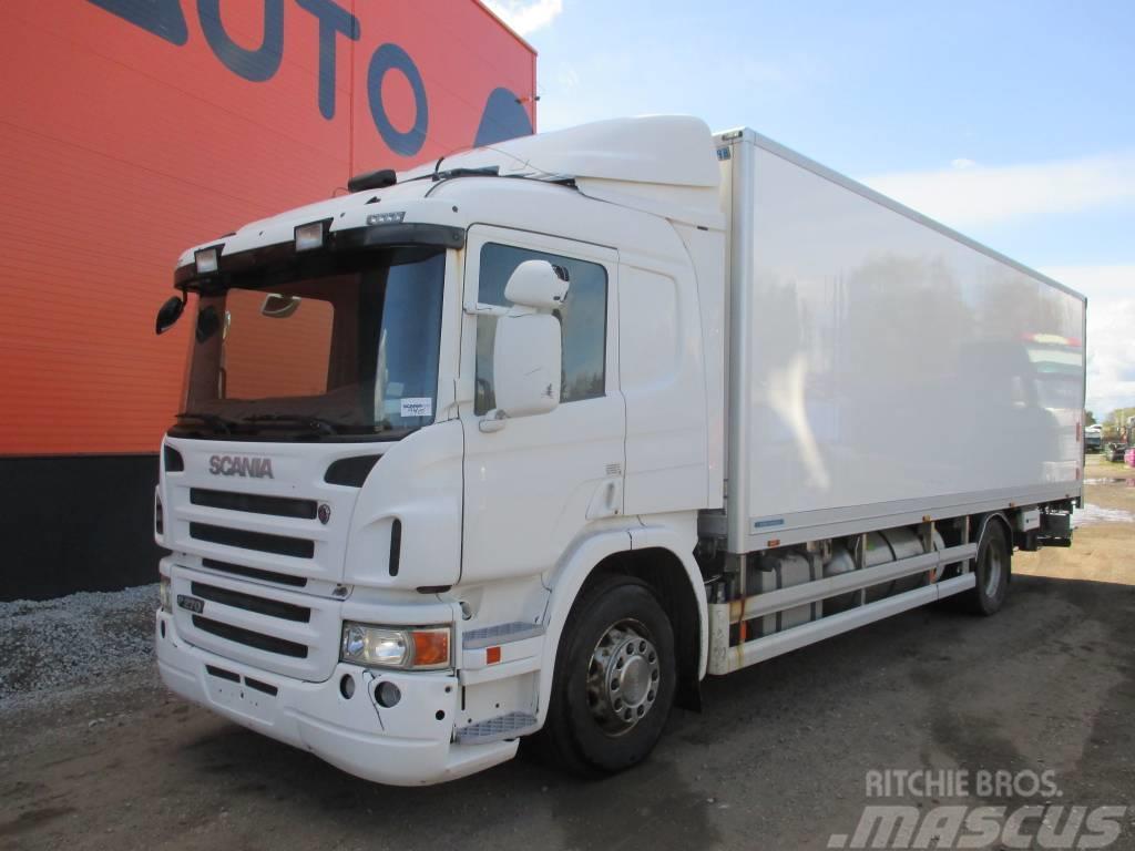 Scania P270 ETHANOL ENGINE (NO DIESEL)