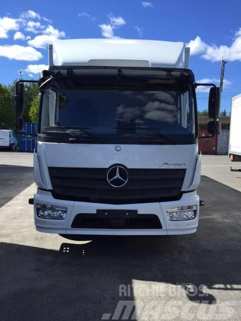 Mercedes-Benz Atego 1523L SKAB Skåp