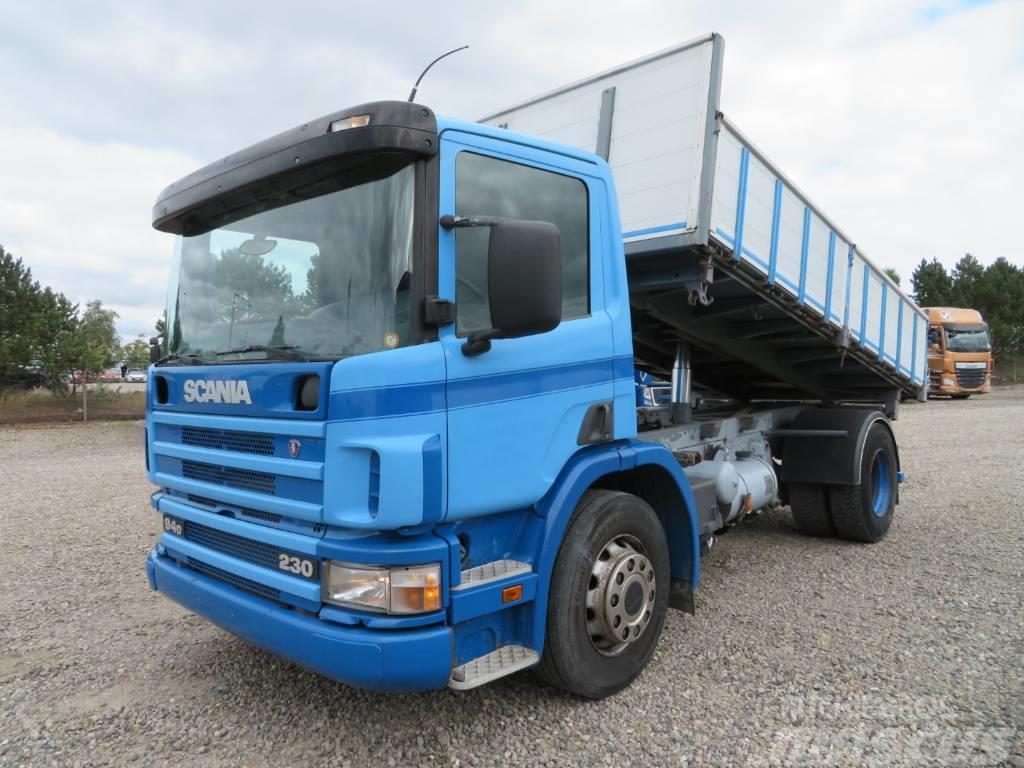 Scania P94/230 4x2 Tipper