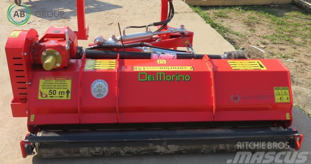 Delmorino Flail mower 1,58 m/Trituradora/Kosiarka bijakowa