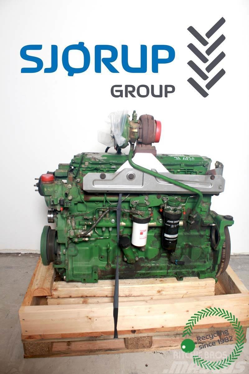 John Deere 6920 Engine