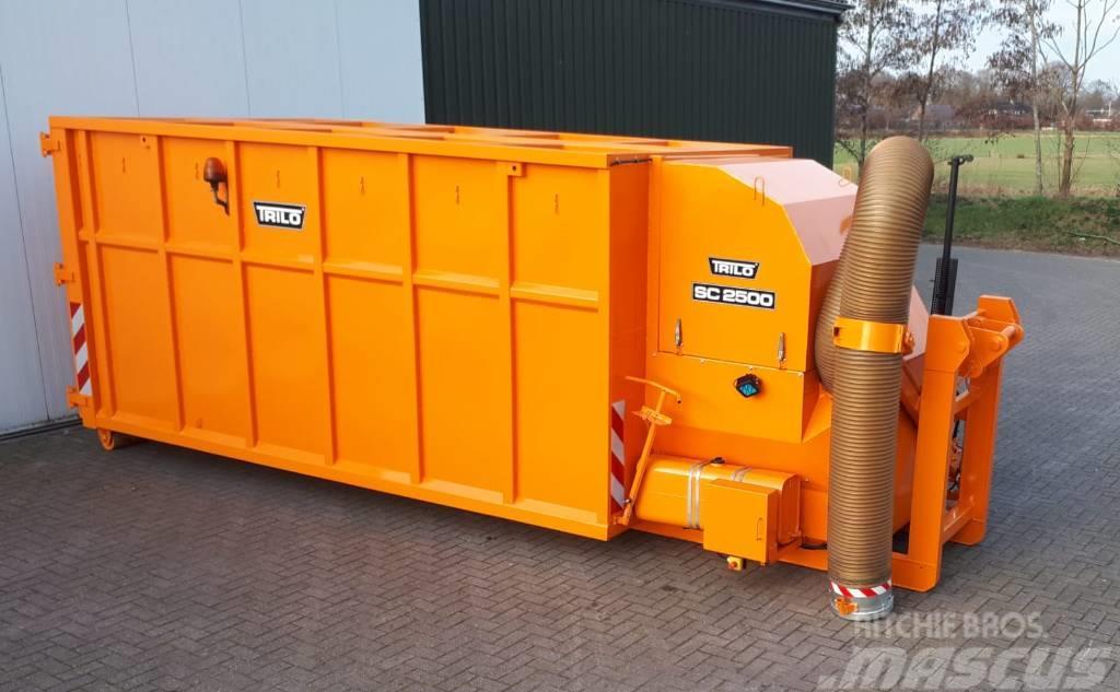 Trilo Saugcontainer SC2500