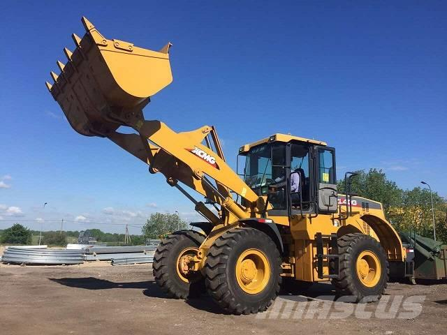 Used XCMG ZL40G wheel loaders Year: 2014 for sale - Mascus USA