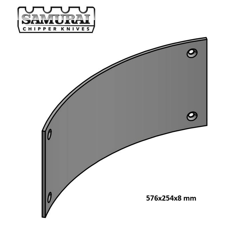 [Other] Albach; Silvator Wear plate 576x254x8