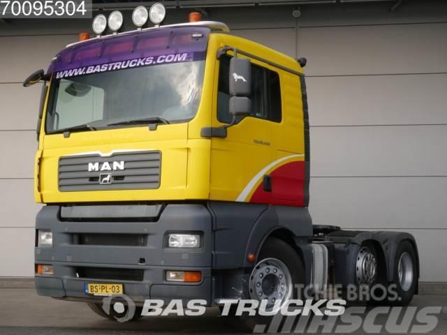 MAN TGA 26.440 L 6X2 Hydraulik Liftachse Euro 4 NL-Tru