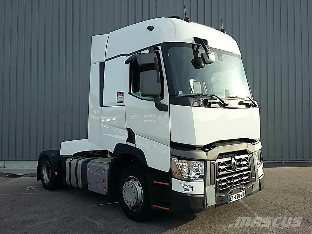 Renault Trucks T480 13 L 2018 CERTIFIED QUALITY RENAULT TR