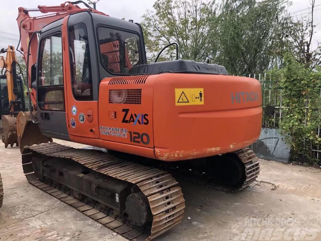 Hitachi ZX120-6  ZX130-6小型挖掘机