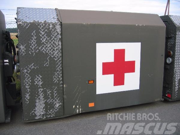 [Other] Till Hägglunds BV 206 Ambulans