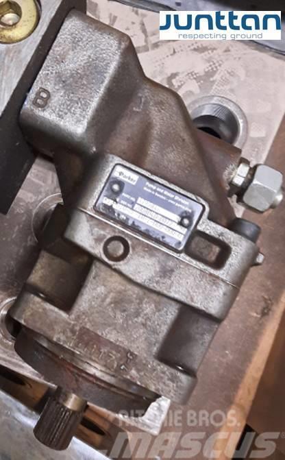 Parker Hydraulic motor F12-030-MF-IH-Z