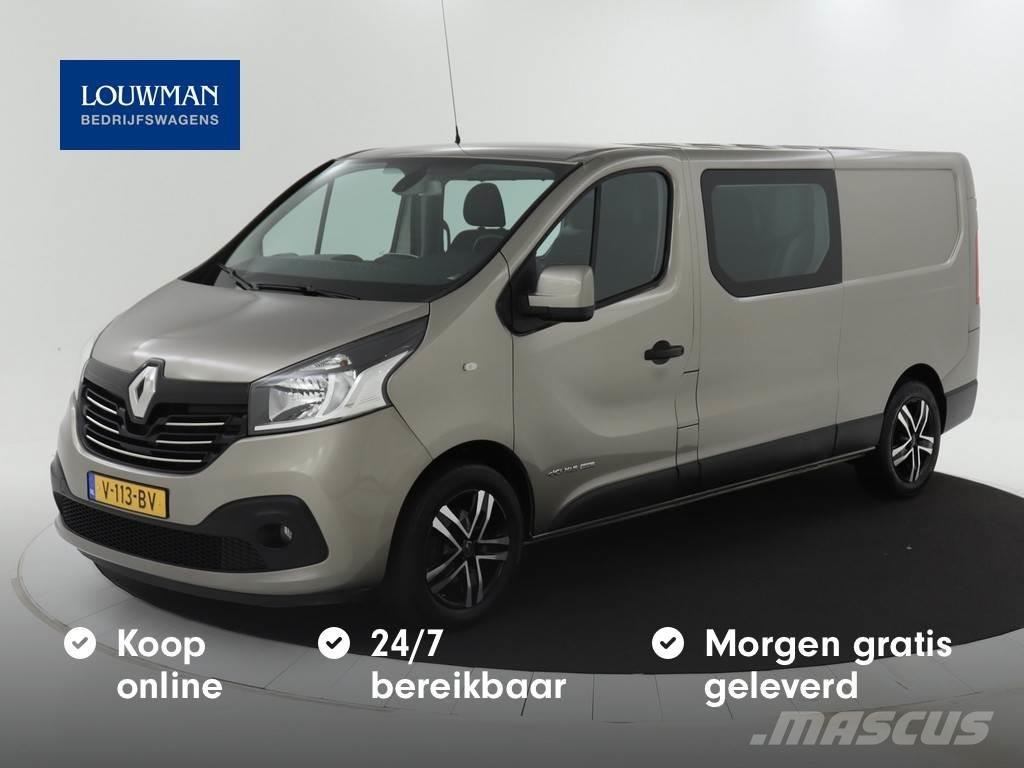 Renault Trafic 1.6 dCi T29 L2H1 DC Luxe Energy Navi | crui