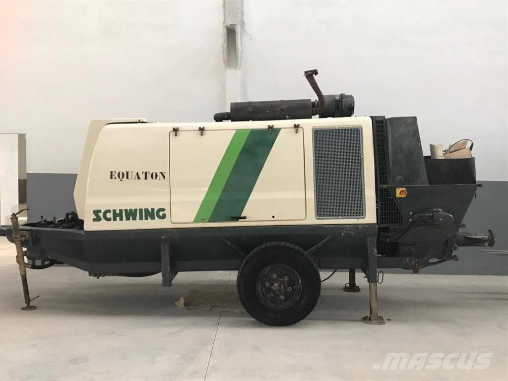 Schwing Sp 1800 Year 2010 * 430 hours working *