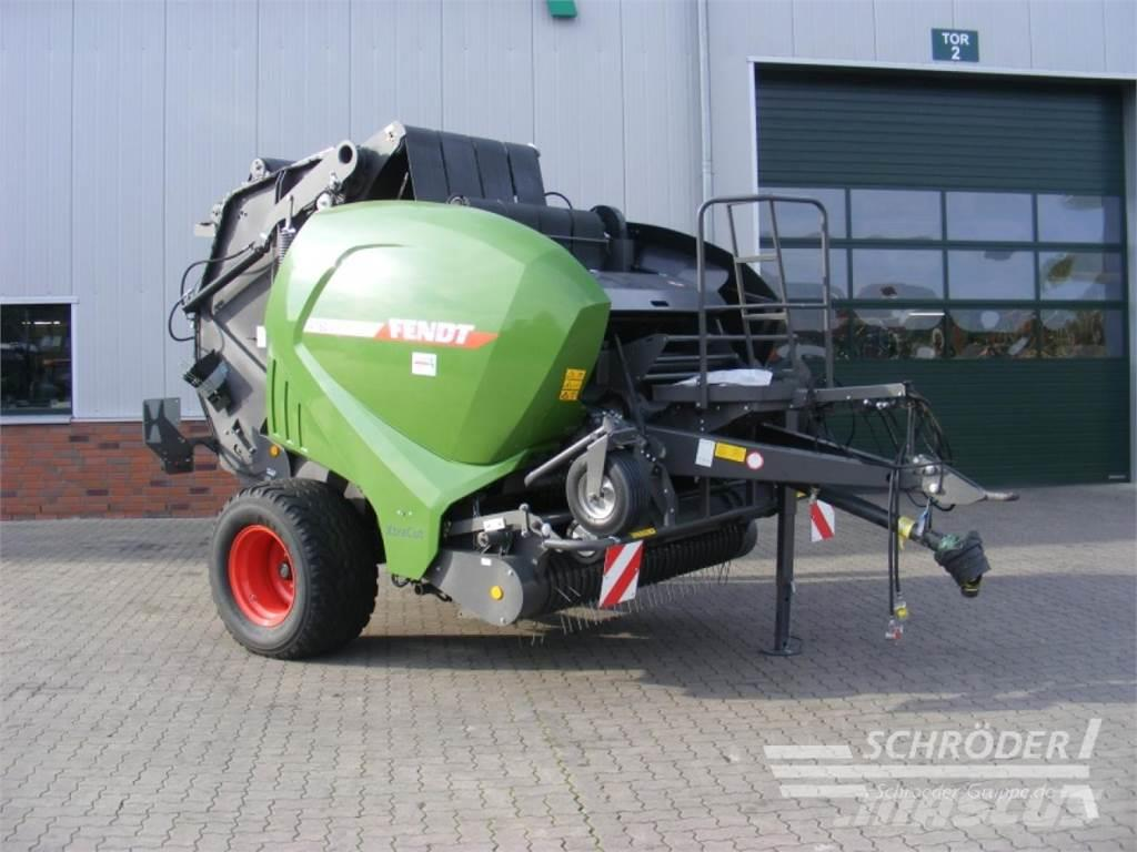 Fendt 4180 V Xtra - 17 MS -