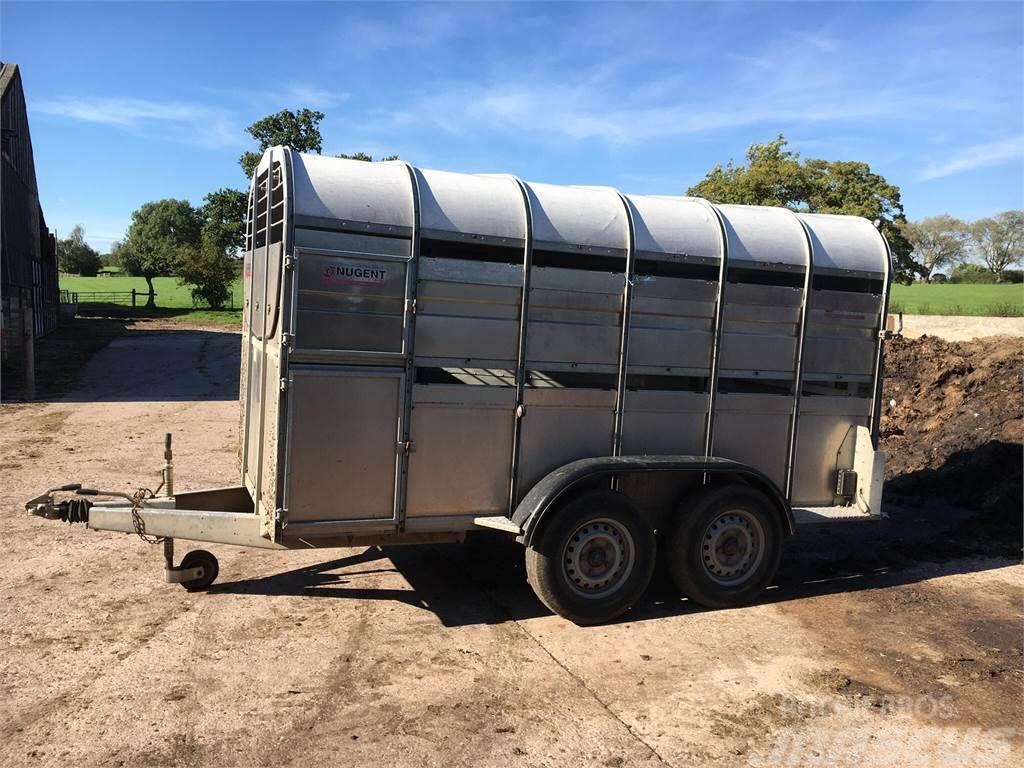 Nugent LS126 cattle trailer