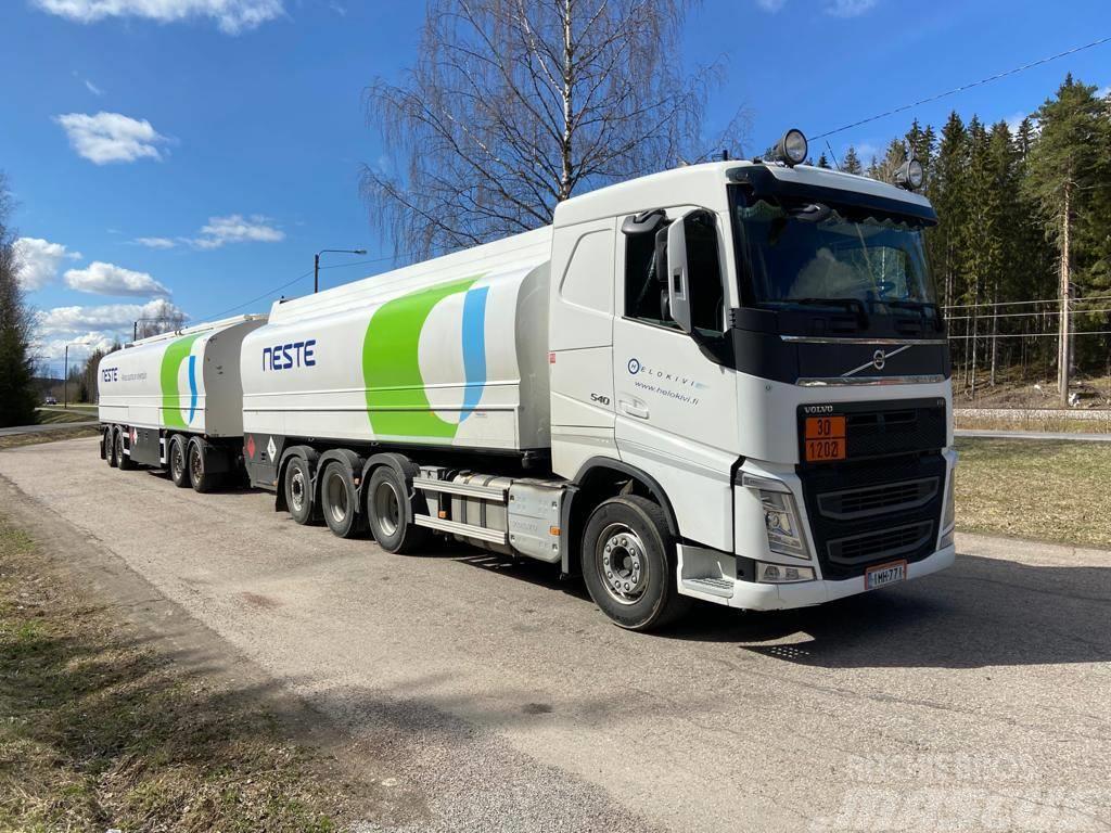 Volvo BM FH 540 8x4