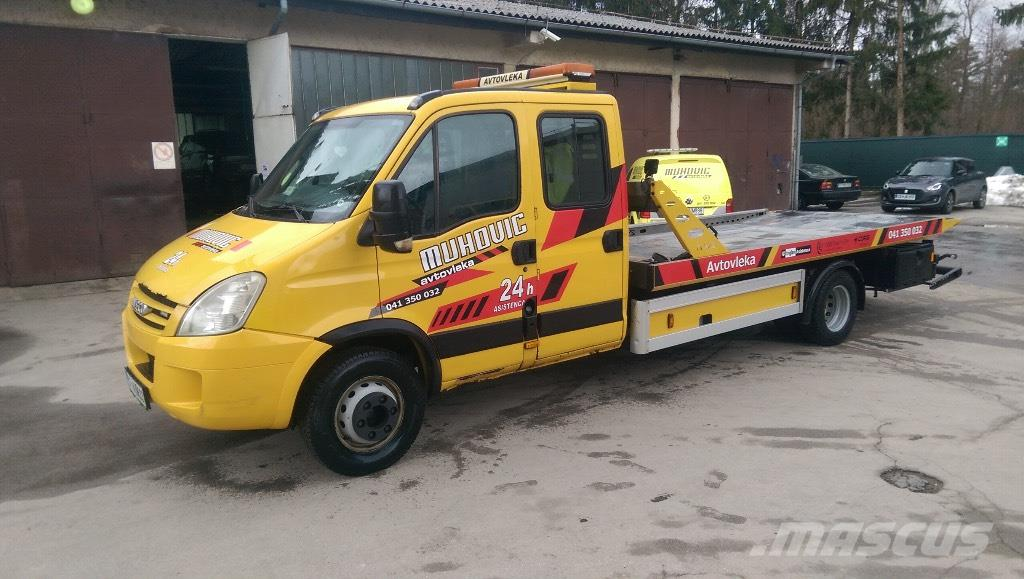Iveco Daily 65 C 18 / OMARS / BRILLE
