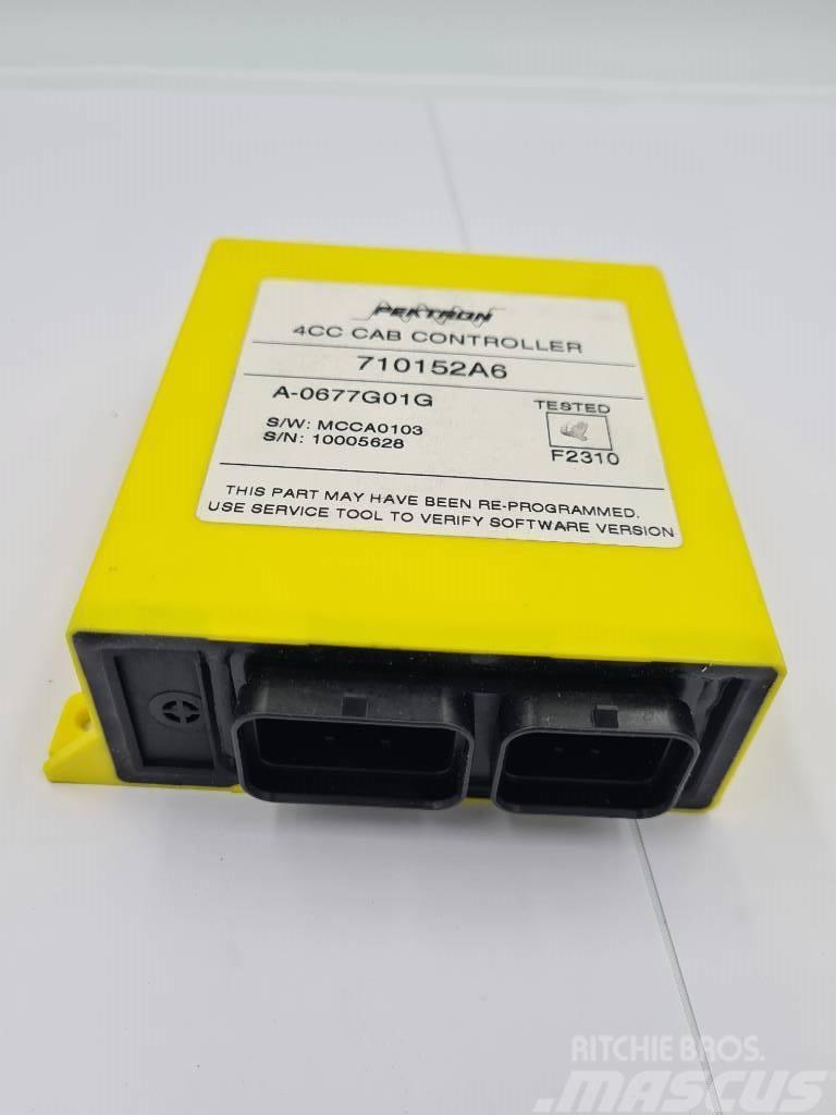 Case IH MX 150 CONTROLLER, Case 710152A6