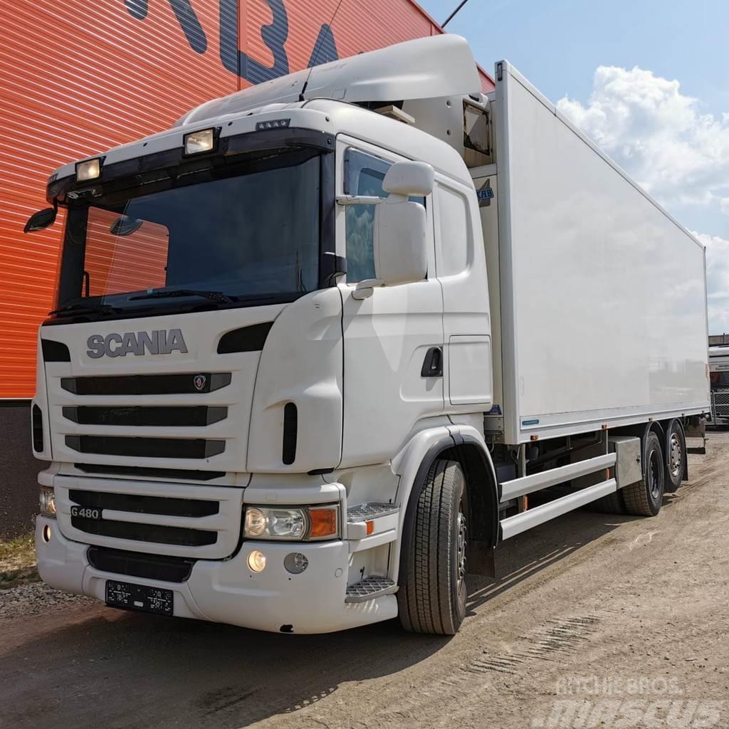 Scania G 480 6x2