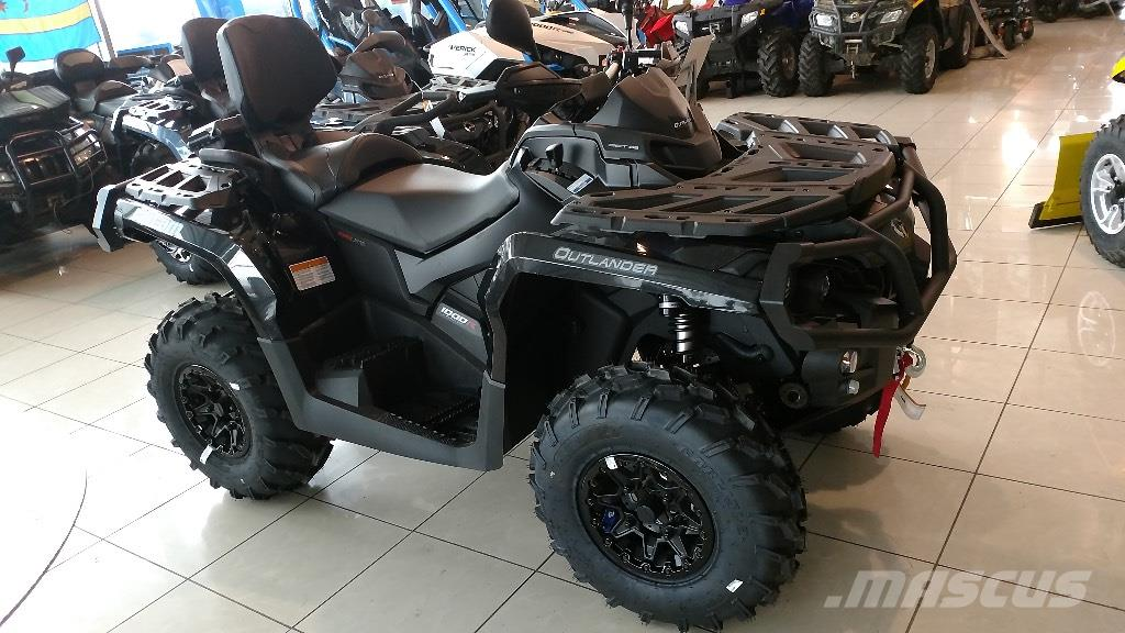 used bombardier can am outlander 1000max xtp atvs year 2017 price 18 264 for sale mascus usa. Black Bedroom Furniture Sets. Home Design Ideas