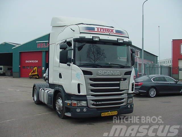 Scania G 440 EURO 5 MEGA