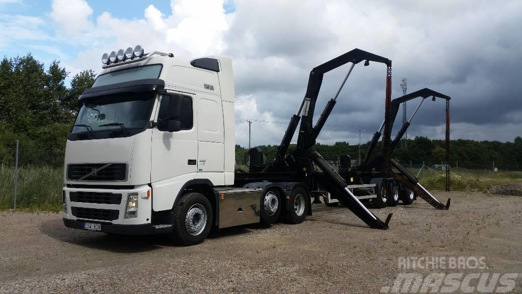 Hammar Sima 160S + Volvo FH Euro 5 SIMA 160S