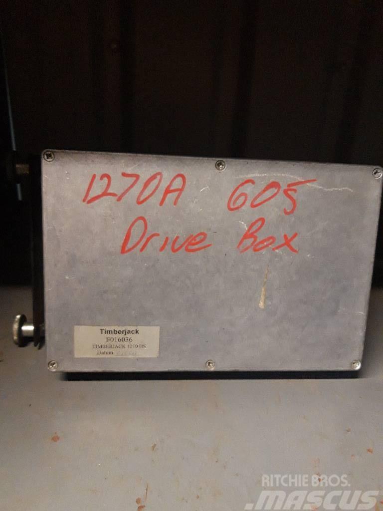 Timberjack 1270A DRIVE BOX