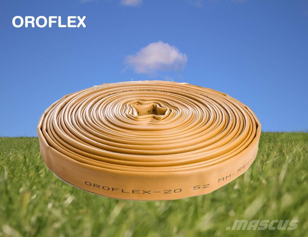 flatslange / Slepeslange Oroflex, Mandal, Thoni PU, Gollmer & Hummel