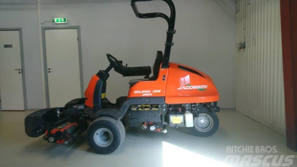 Jacobsen Eclipse 322 Hybrid