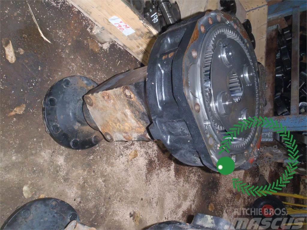 Case IH MX135 Rear Axle