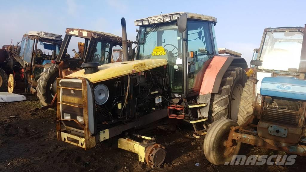 Massey Ferguson 8150  FOR SPARES ONLY