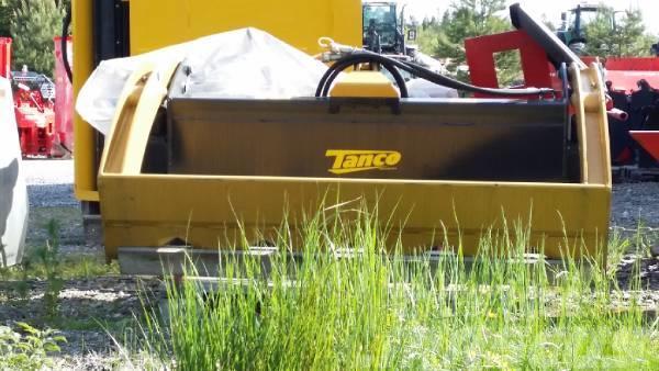 Tanco 170 Rundballekutter
