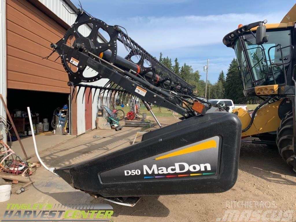 MacDon D50-35