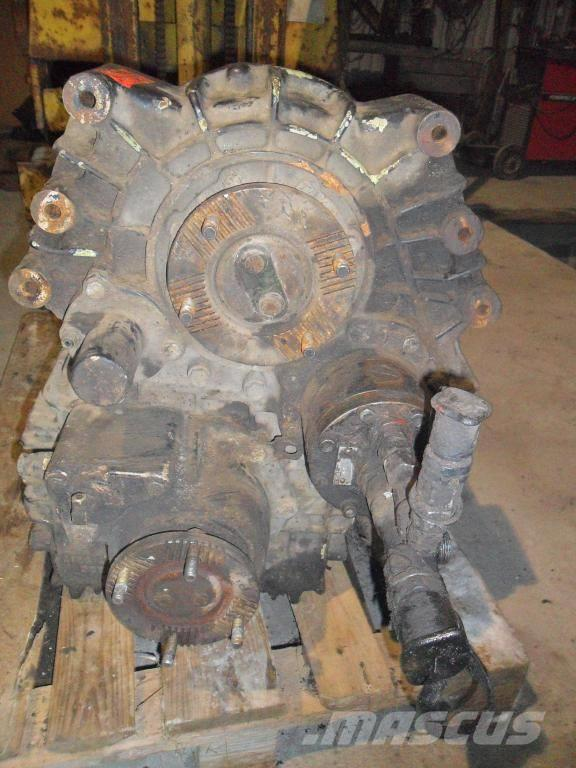MAN 6x6 8x8 transfer case G 17002