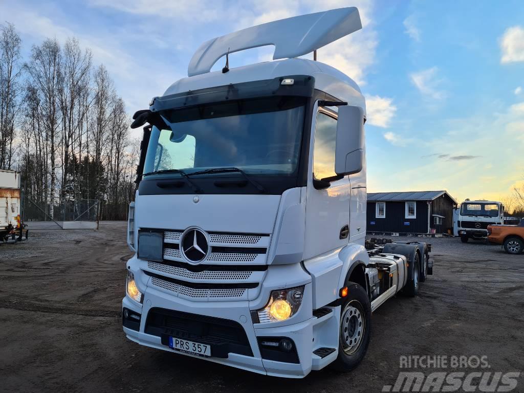 Mercedes-Benz 2551 6x2