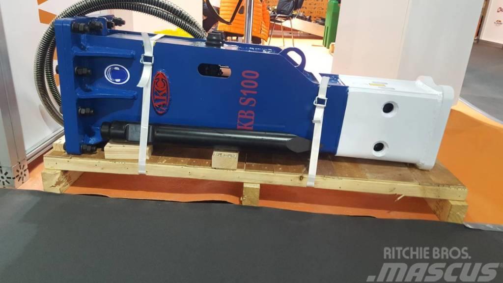 [Other] All-Kor AKB S160 hidravlično kladivo