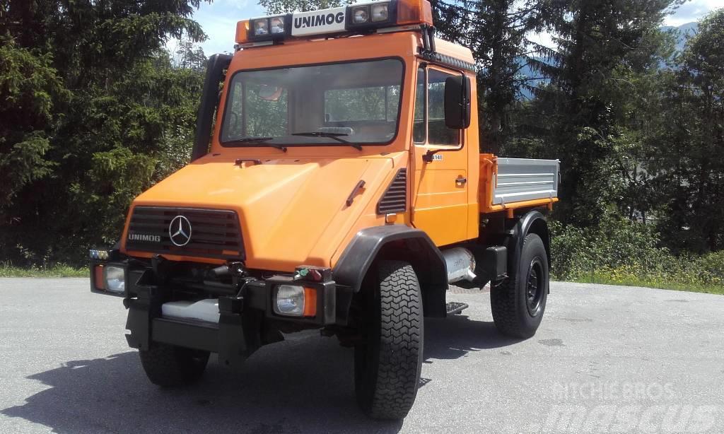 Mercedes-Benz Unimog U140