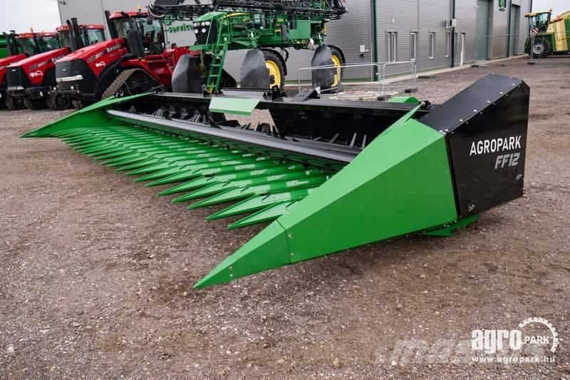 [Other] Agropark NEW FF12 8,4 m row free sunflower header