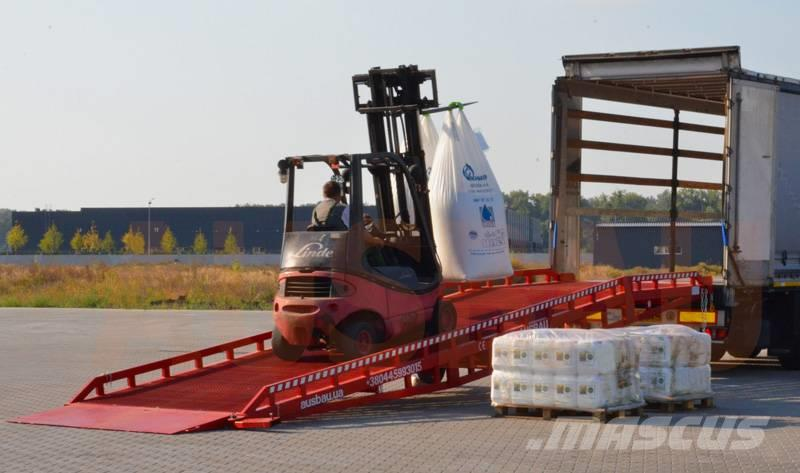 [Other] Mobile loading ramp AUSBAU Mobile dock ramp AUSBAU