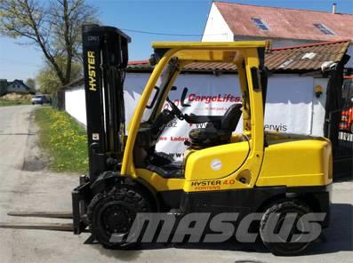 Hyster H4.00 FT-6 CargoLifts