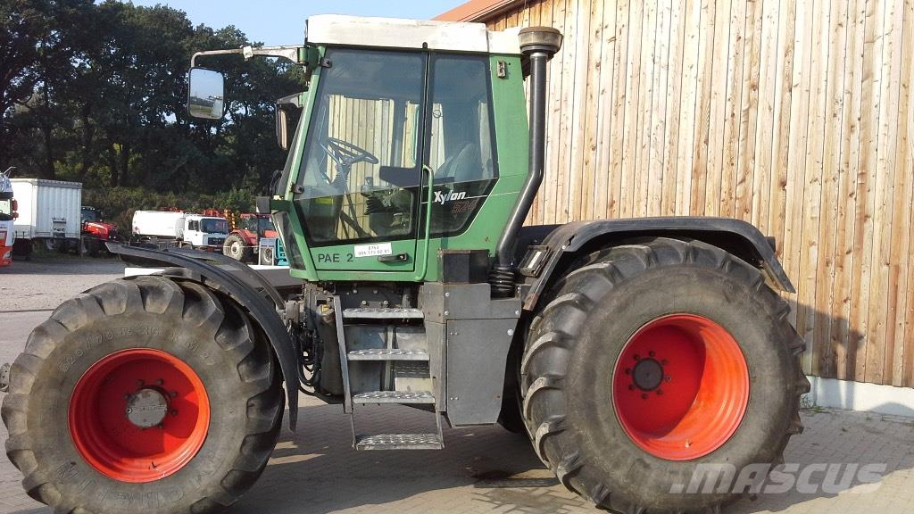 Fendt 524 Xylon (140PS) FOR REPAIR/DO NAPRAWY