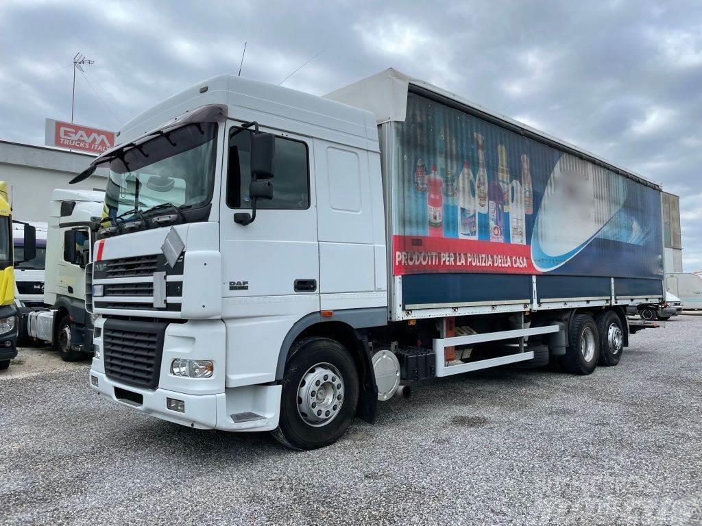DAF XF 95.480 XF95.480 Euro3 6x2