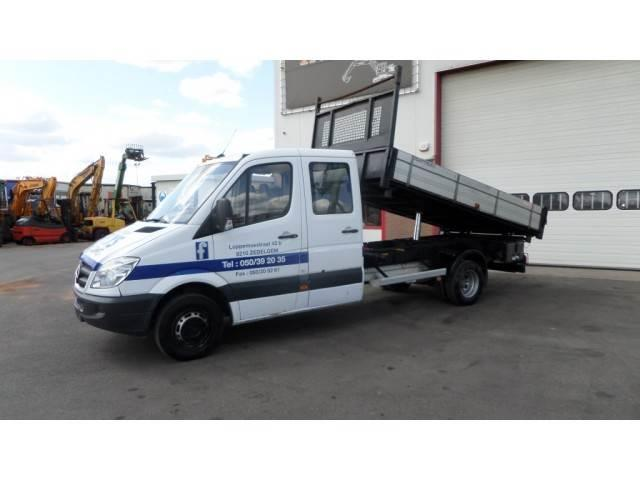 Mercedes-Benz 515 CDI SPRINTER MET KIPPER