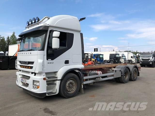 Iveco Stralis AT 260S45 6x2*4