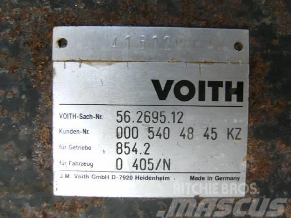 Mercedes-Benz Steuergerät Voith Getriebe 854.2, 2001, Övriga