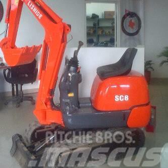 Hitachi EX 8-2 B