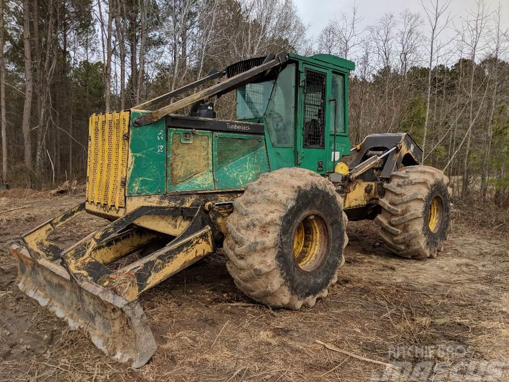 Timberjack 460 D