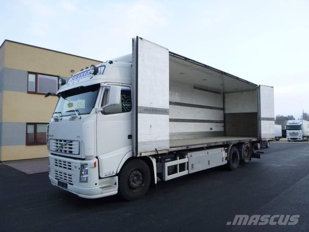 Volvo FH400 6x2*4+SIDE OPENING+BOX HEATING